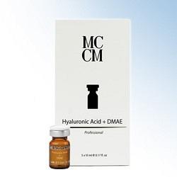 HYALURONIC ACID + DMAE PROF. AMPULLEN 5X10ML