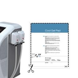 Kälteschutz-Membran für CoolTech, 20 Stk.