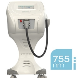 Elysion Pro Diodenlaser 755nm, 1'700 Watt, 10 x 9 mm