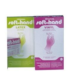 Vinyl-Handschuhe L leicht gepudert 100 Stk.