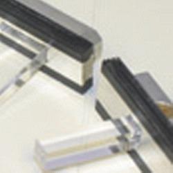 Lichtführungskristall 1 cm2