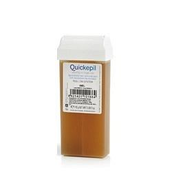 Quickepil Roll-On Wachspatrone 100 ml, Honig