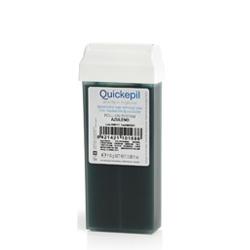 Quickepil Roll-On Wachspatrone 100 ml, azulen