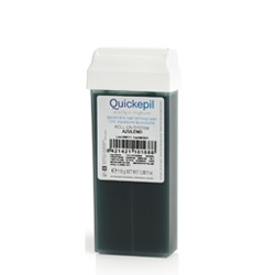 Quickepil Roll-On Wachspatrone 100 ml, azulen