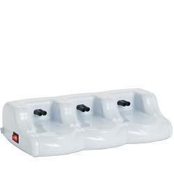 Quickepil Basis für 3 Wachswärmer Roll-on