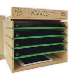 Adicell Thermo, Folien für Cellulitemessung