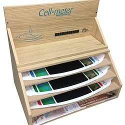 Cell-Meter Prof. Kit, 3 Folien für Cellulitemessung