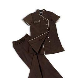 Arbeitskleidung SPA Set 2-teilig GdC -Braun L