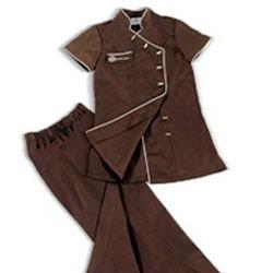Arbeitskleidung SPA Set 2-teilig GdC Braun S