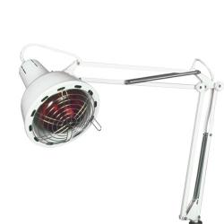 Infrarotlampe leer, ohne Schutzgitter