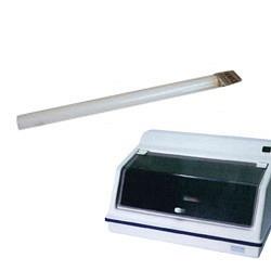 UVC-Lampe 8 Watt  (1.Version, lang / 1-fach)